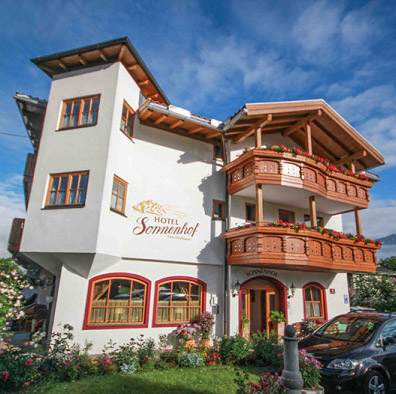 Hotel Sonnenhof Igls Innsbruck exterior
